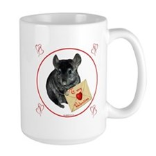 Chin Valentine Mug