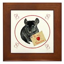 Chin Valentine Framed Tile