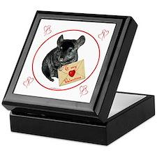 Chin Valentine Keepsake Box