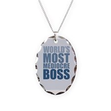 Worlds Most Mediocre Boss Necklace