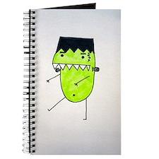 """""""FrankenPea"""" Monster Journal"""