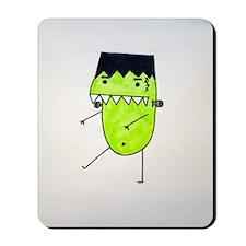 """""""FrankenPea"""" Monster Mousepad"""