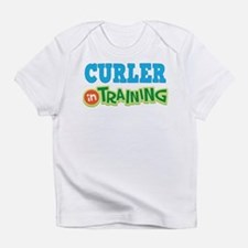 Curler in Training Infant T-Shirt