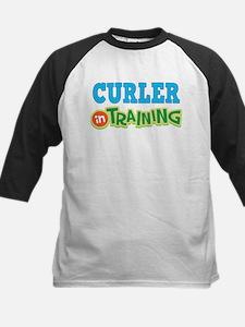 Curler in Training Tee
