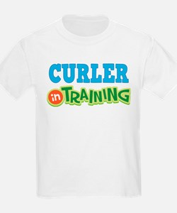 Curler in Training T-Shirt