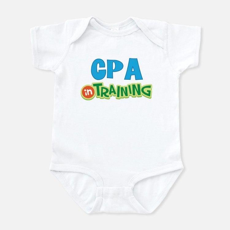 CPA in Training Infant Bodysuit