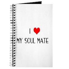 I LOVE MY SOUL MATE Journal