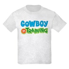 Cowboy in Training T-Shirt