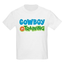 Cowboy in Training T-Shirt