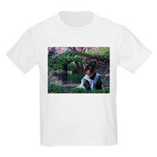 Secret Garden Scottie T-Shirt