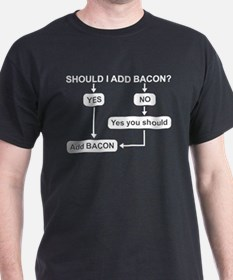 Bacon Humor T-Shirt