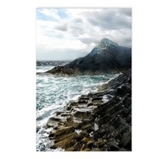 Isle of Staffa, Scotland Postcards (Package of 8)