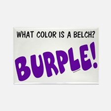 BURPLE! Rectangle Magnet (10 pack)