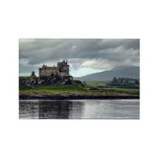 Duart Castle, Scotland Rectangle Magnet