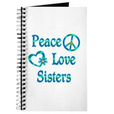 Peace Love Sisters Journal