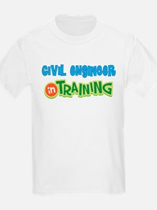 Civil Engineer in Training T-Shirt