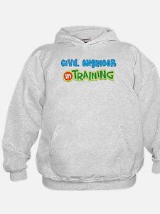Civil Engineer in Training Hoodie