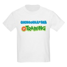 Choreographer in Training T-Shirt