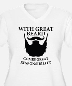 With Great Beard Comes Great Responsability Plus S
