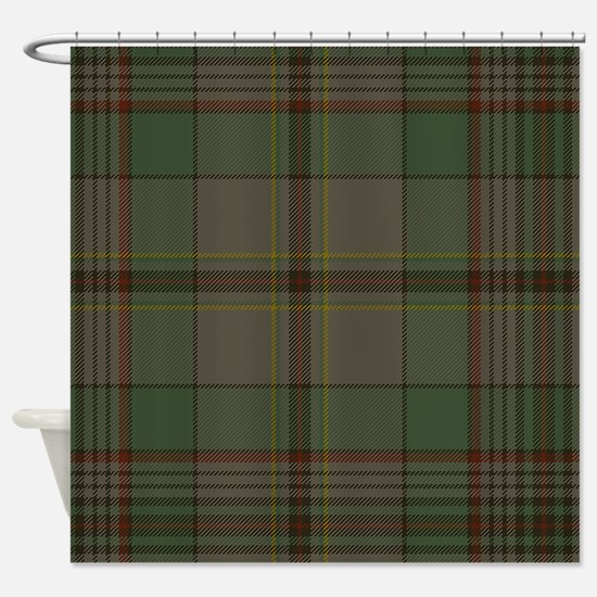 Craig Tartan Shower Curtain