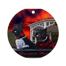 Gone with the Wind Ornament (Round)