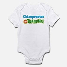 Chiropractor in Training Infant Bodysuit