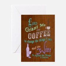 Cup of Serenity Greeting Card