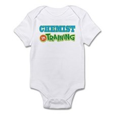 Chemist in Training Onesie