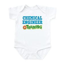 Chemical Engineer in Training Infant Bodysuit