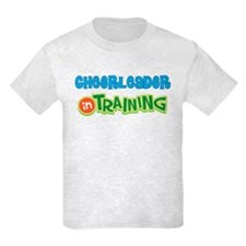 Cheerleader in Training T-Shirt