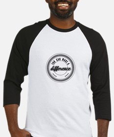 you can make a difference Baseball Jersey
