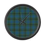 Tartan - Henderson Large Wall Clock