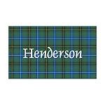 Tartan - Henderson 35x21 Wall Decal