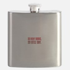 So many books, so little time Flask