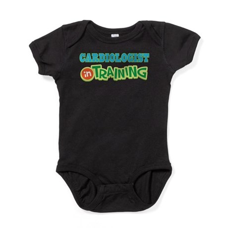 Cardiologist in Training Baby Bodysuit