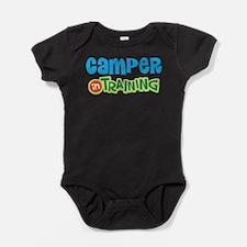 Camper in Training Baby Bodysuit