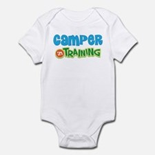 Camper in Training Infant Bodysuit