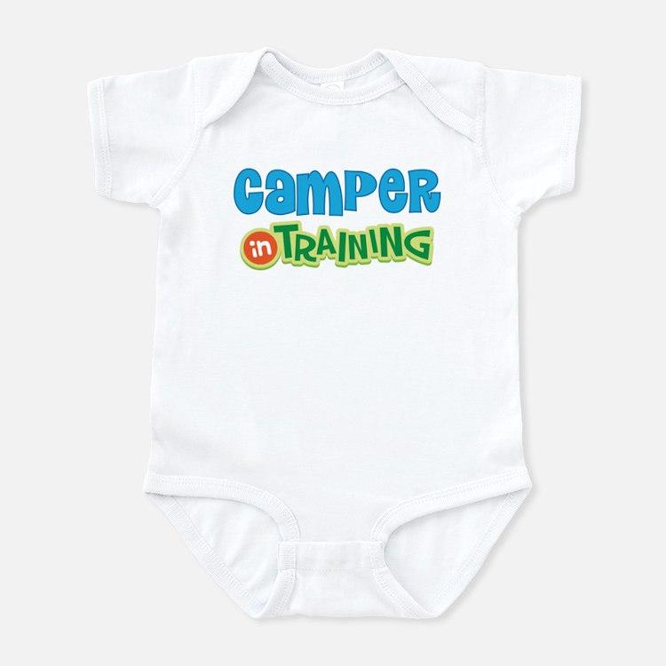 Camper in Training Infant Bodysuit