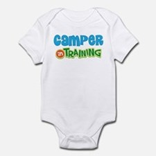 Camper in Training Onesie