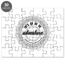 lets go on an adventure Puzzle
