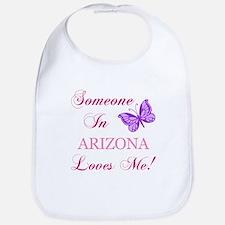 Arizona State (Butterfly) Bib