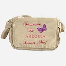 Arizona State (Butterfly) Messenger Bag