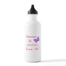 Arizona State (Butterfly) Water Bottle