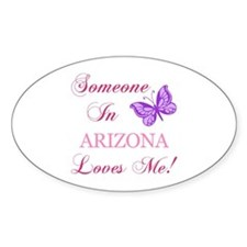 Arizona State (Butterfly) Decal