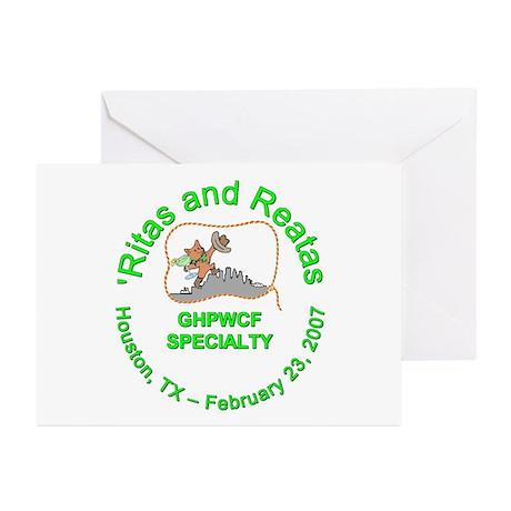 2007 Corgi Specialty Greeting Cards (Pk of 10)