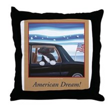 Bo the First Dog living the American Dream Throw P