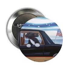 """Bo the First Dog living the American Dream 2.25"""" B"""