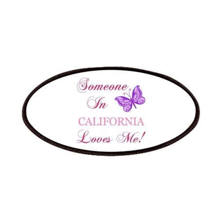 California State (Butterfly) Patches
