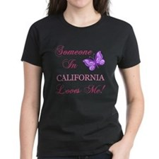 California State (Butterfly) Tee