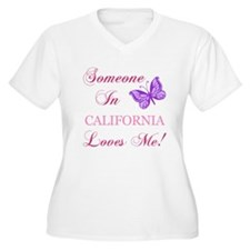 California State (Butterfly) T-Shirt